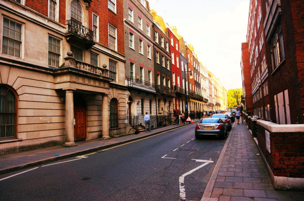 London st